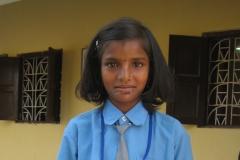 Une école à Bodh Gaya - Anisha