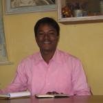 Une école à Bodh Gaya - Rajesh, le directeur de l'école