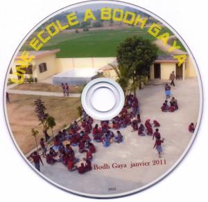 DVD Une école à Bodh Gaya - Janvier 2011