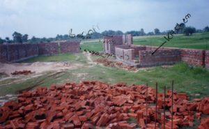 UEABG 2003 - constrction de l'école